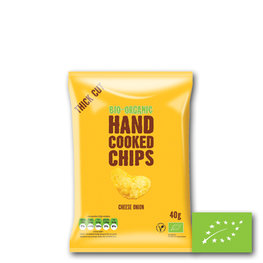 Trafo Chips Cheese Onion BIO (15x40gr)