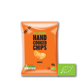 Trafo Chips Barbecue BIO (15x40gr)
