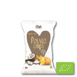 Trafo Chips Potato In Coconut Oil BIO (15x40gr)