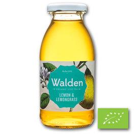 Walden Ice Tea Lemon & Lemongrass BIO (12x250ml)