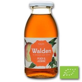 Walden Ice Tea Peach & Jasmine BIO (12x250ml)