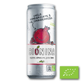 BLIK Bionina Pomegranate & Cranberry BIO (24x330ml)