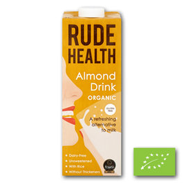 Rude Health Almond Drink BIO (6x1ltr)