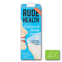 Rude Health Coconut Drink BIO (6x1ltr)