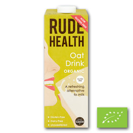 Rude Health Oat Drink BIO (6x1ltr)