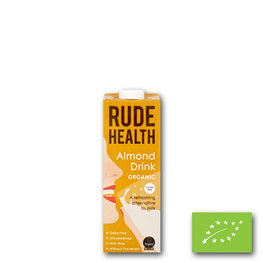 MINI Rude Health Almond Drink BIO (10x250ml)