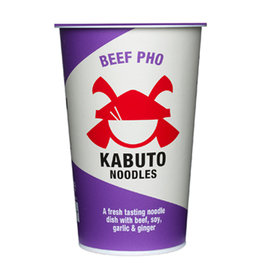 Kabuto Noodles Beef Pho (6x85gr)