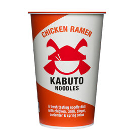Kabuto Noodles Chicken Ramen (6x85gr)