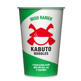 Kabuto Noodles Miso Ramen (6x85gr)