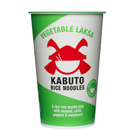 Kabuto Rice Noodles Vegetable Laksa (6x65gr)