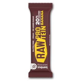 Bombus Raw Protein Bar Banana (20x50gr)