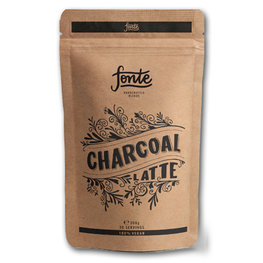 Fonte Superfood Latte Charcoal (1x300gr)