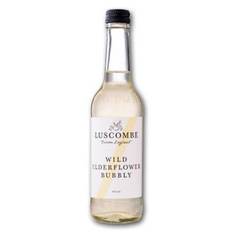 Luscombe Wild Elderflower Bubbly (24x270ml)
