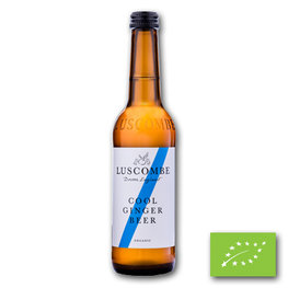 Luscombe Cool Gingerbeer BIO (24x270ml)