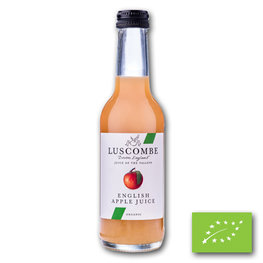 Luscombe English Apple Juice BIO (24x270ml)