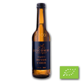 Luscombe Devon Apple Cider BIO (24x320ml)