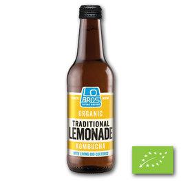 Lo Bros Kombucha Trad. Lemonade FLES BIO (12x330ml)