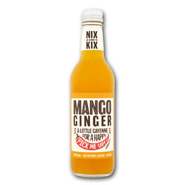 FLES Nix & Kix Mango Ginger (12x330ml)