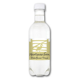 Heartsease Farm Elderflower Pressé (12x425ml)