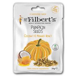 Mr Filberts Pumpkin S. Coconut & Man. H. (20x25gr)
