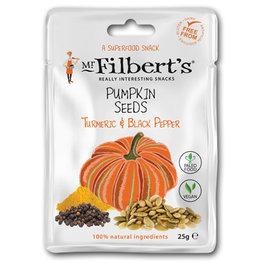 Mr Filberts Pumpkin S. Turmeric & Bl. P. (20x25gr)