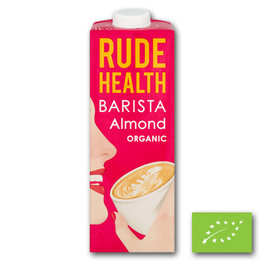 Rude Health Almond BARISTA Drink BIO (6x1ltr)