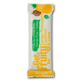 Get Fruity Tangy Pineapple Cocont & Lime (25x35gr)