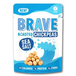 Brave Roasted Chickpeas Sea Salt (12x35gr)