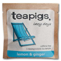 Teapigs Envelope Lemon & Ginger (1x50st)