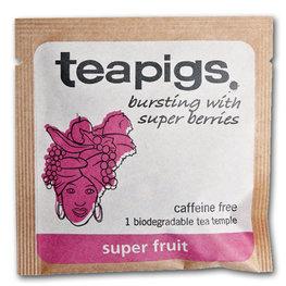 Teapigs Envelope Super Fruit (1x50st)