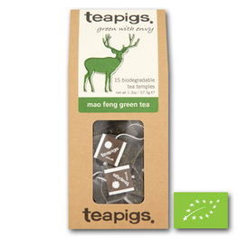 Teapigs Loose Pyramids MF Green Tea BIO (6x15st)