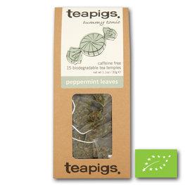 Teapigs Loose Pyramids Peppermint BIO (6x15st)