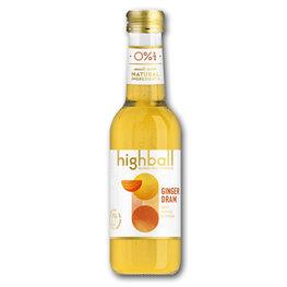 Highball Ginger Dram Alcohol Free (12x250ml)