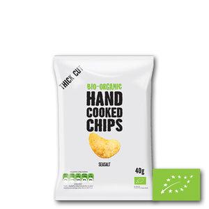 Trafo Chips Sea Salt BIO (15x40gr)
