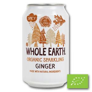 Whole Earth Ginger BIO (24x330ml)