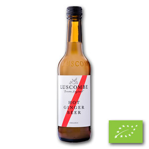 Luscombe Hot Gingerbeer BIO (24x270ml)