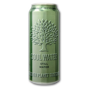 Soul Water Still (24x500ml)